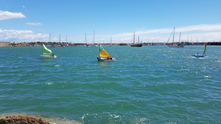 Level 1 Sailing Course